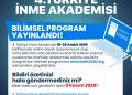 4. Türkiye İnme Akademisi Bilimsel Programı Yayınlandı