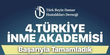 4. Türkiye İnme Akademisi'ni Başarıyla Tamamladık