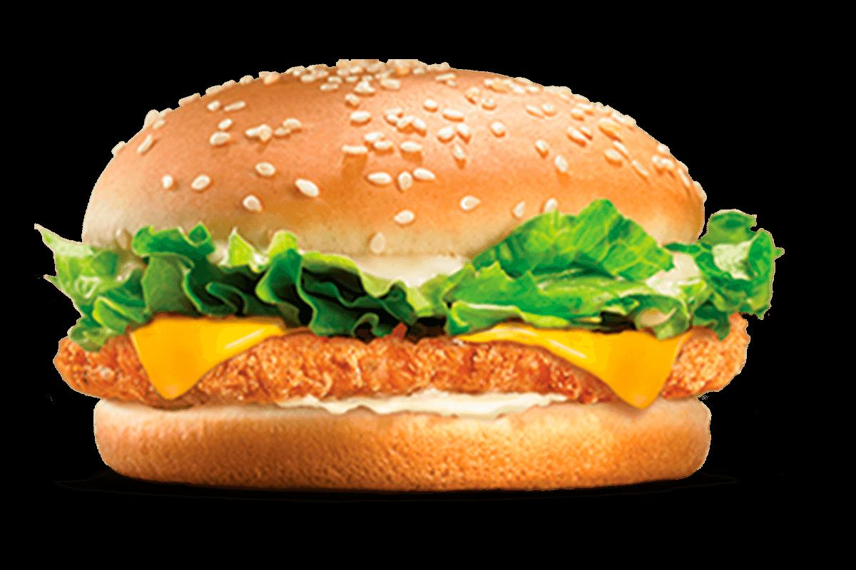 Crispy Chicken con Queso