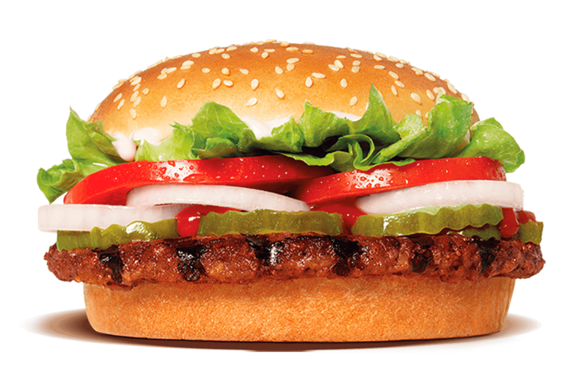 WHOPPER® Vegetal