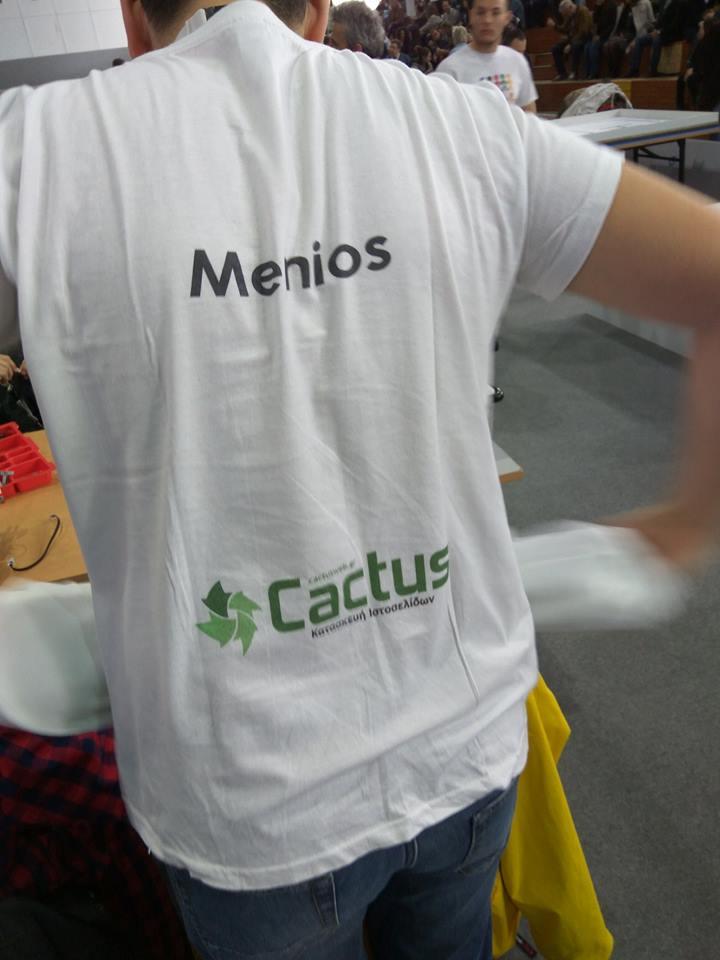 Ακαδημία Ρομποτικής Cactus