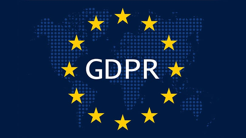 ιστοσελίδα gdpr