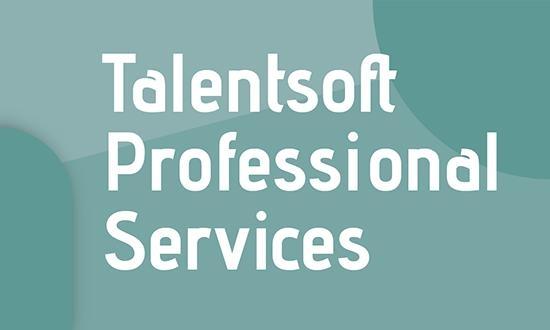 Talentsoft  Professional Services