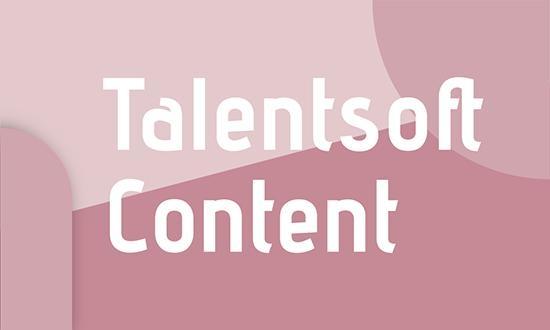 Talentsoft Content