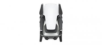 DJI Mavic Air - Drone con Video 4K Full-HD I Immagini panoramiche sferiche da 32 Megapixel e raggio di trasmissione fino a 4 km - Bianco - 4