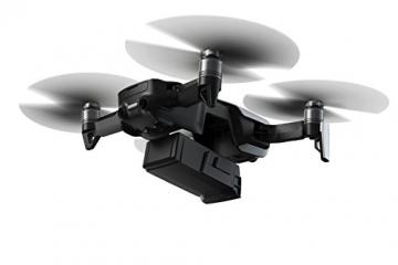 DJI Mavic Air - Drone con Video 4K Full-HD I Immagini panoramiche sferiche da 32 Megapixel e raggio di trasmissione fino a 4 km - Bianco - 7