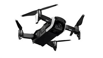 DJI Mavic Air - Drone con Video 4K Full-HD I Immagini panoramiche sferiche da 32 Megapixel e raggio di trasmissione fino a 4 km - Bianco - 9