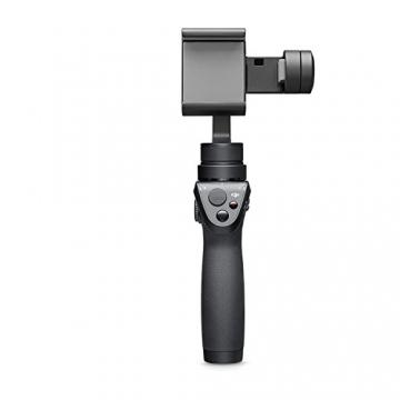 Gimbal Osmo Mobile 2 di DJI per iPhone I video fluidi di qualità cinematografica I stabilizza le immagini e trasforma il tuo iPhone in una videocamera intelligente - Grigio - 2