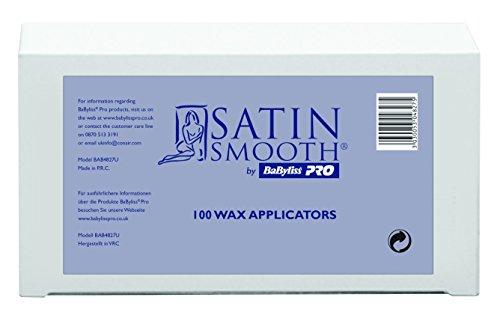 Babyliss satin Smooth Wax APPLICATOR–Confezione da 100 - 1