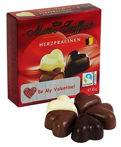 Cioccolatini Belgi Regalo di Amore 45g - 1