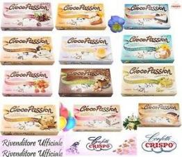 Confetti Crispo CONFETTATA OFFERTA 9 pacchi Ciocopassion per matrimonio, comunione, bomboniere, battesimo, laurea, confettata - 1