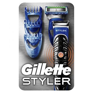Gillette Fusion ProGlide Styler Rasoio Regolabarba. Regola, Rade e Rifinisce - 12