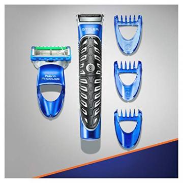 Gillette Fusion ProGlide Styler Rasoio Regolabarba. Regola, Rade e Rifinisce - 2