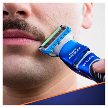 Gillette Fusion ProGlide Styler Rasoio Regolabarba. Regola, Rade e Rifinisce - 6