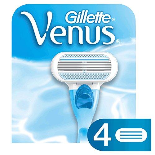 Gillette Venus Lamette di Ricambio per Rasoio da Donna x4 - 1