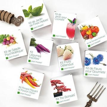 Il Kit ortaggi stravaganti di Plant Theatre - 5 straordinari ortaggi da coltivare - 4