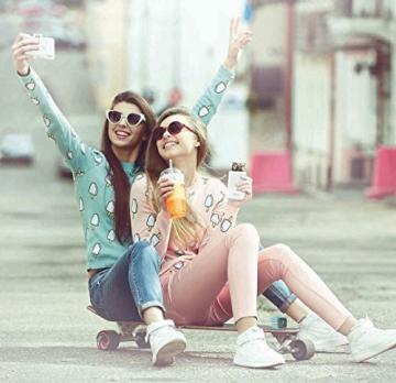 Polaroid Fotocamera Digitale a Scatto Istantaneo  con Tecnologia Di Stampa a Zero Inchiostro Zink, Bianco - 9