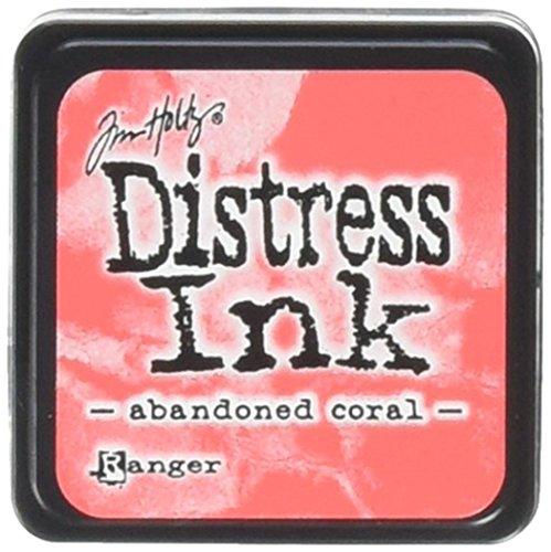 Ranger Ink abbandonato Coral Distress Pad Mini, colore: rosa - 1