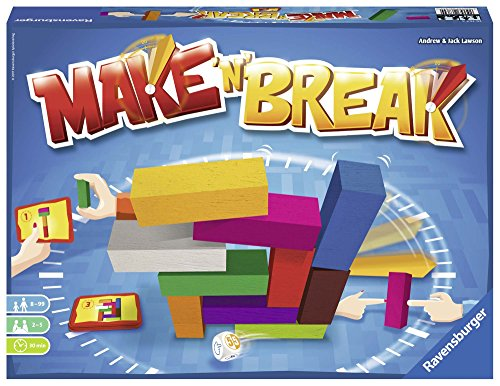 Ravensburger Italy Gioco in Scatola Make'N'Break, 26764 - 1