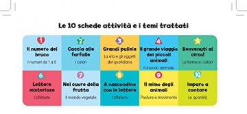 Ravensburger Italy I Miei Giochi del Primo Anno di Scuola dell'Infanzia, 24075 - 4