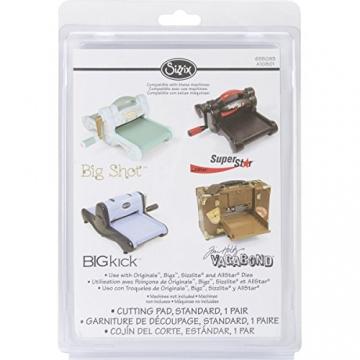 Sizzix 655093 Accessorio Cutting Pad Standard 1 Paio, 1.2x19x28 cm - 2