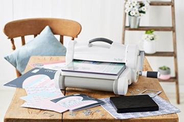 Sizzix 663069 Big Shot Plus Starter Kit, Plastica/Gomma/Acciaio, Multicolore, 47x38x24 cm - 2