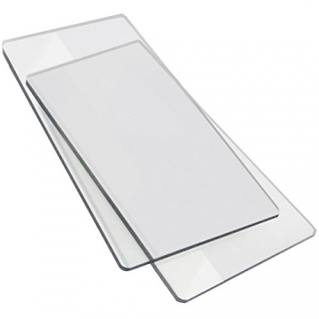 Sizzix Big Shot Plus Accessori Cutting Pads, Standard, 1 Paio, Acciaio Inossidabile, Bianco - 2