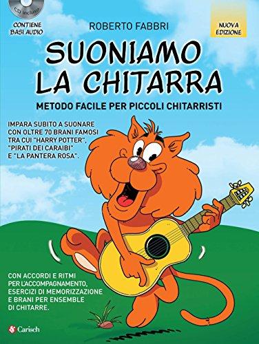 Suoniamo la chitarra. Metodo facile per piccoli chitarristi. Con CD-Audio - 1