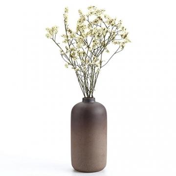 T4U Stile Antico Set di Vaso in Ceramica Decorazioni per la Casa Regalo Ideale per la Cerimonia Nuziale Vaso da Piante Idroponiche Vasi di Fiori Pacchetto di 3 - 4