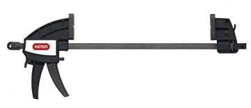 Tavola di lavoro multifunzione richiudibile portatile KETER con 2 morsetti colore: nero - 5