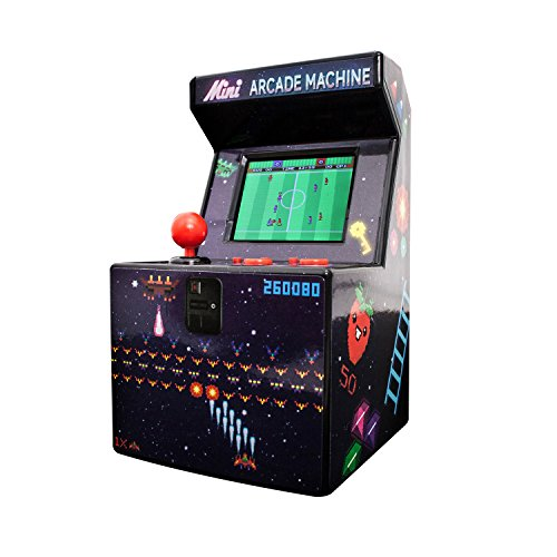 Thumbs Up! THUTZ - Mini Console Portatile - Mini Arcade Machine - 1