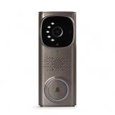 Videocitofono, PHYSEN 720P HD Wifi videocamera, audio bidirezionale, rilevamento del movimento di supporto, visore wireless per la visione notturna, supporto per controllo app IOS e Android - 1