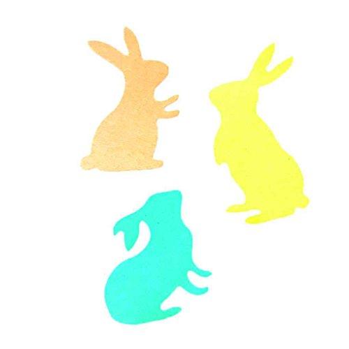 Windy5 Tre Conigli Fustelle Stampini Scrapbook Album di goffratura della Carta del mestiere di DIY Decorativo - 1