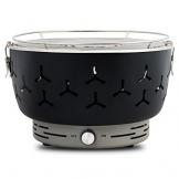 Woltu CPZ8117sz Barbecue a Carbone Griglia da Tavolo con Ventilatore Senza Fumo BBQ in Acciaio Inox - 1