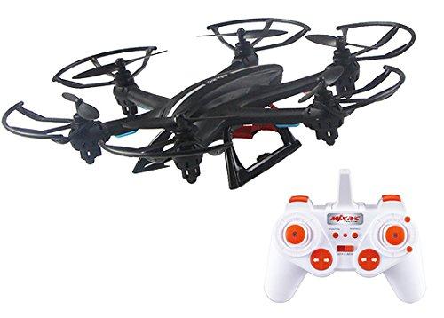 Xtreme T00158 - Esacottero con Radio Controllo 2,4 GHz a 4 Canali, con Protezione Eliche, Massima Stabilità in Condizioni di Vento Leggero, Flip 360°, Auto calibrazione - 1