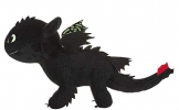 "12"" How To Train Your Dragon The Hidden World Toothless Glow in The Dark Wings Nightfury Soft Toy Peluche - 1"