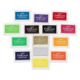 15 colori tamponi di inchiostro set - 1