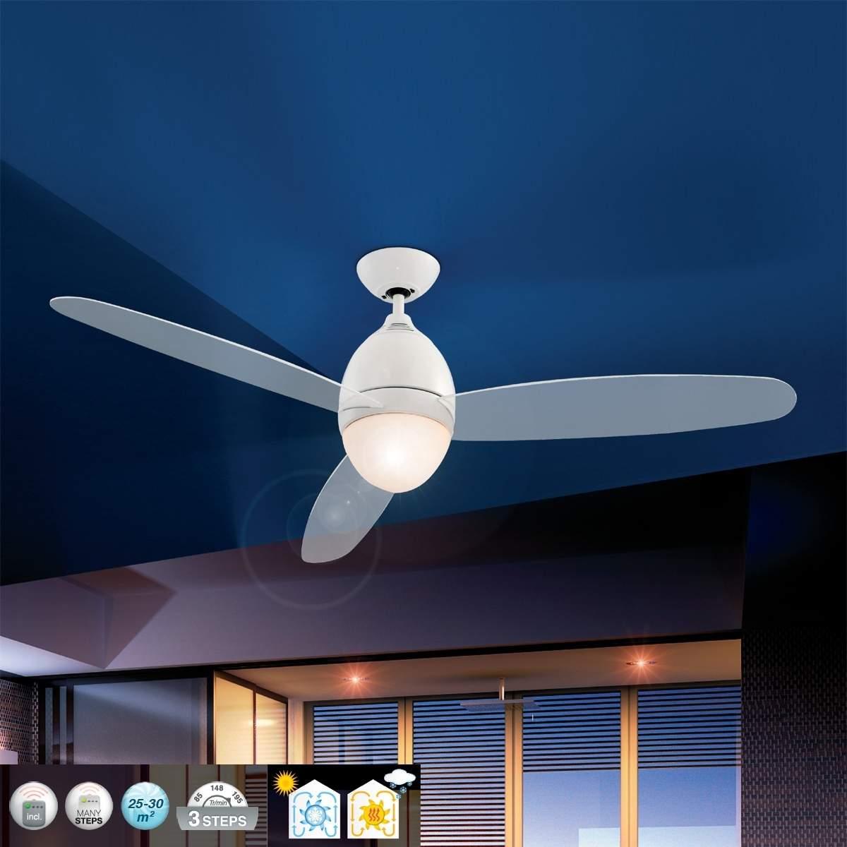 Dove acquistare Ventilatore bianco da soffitto Premier, 132 cm