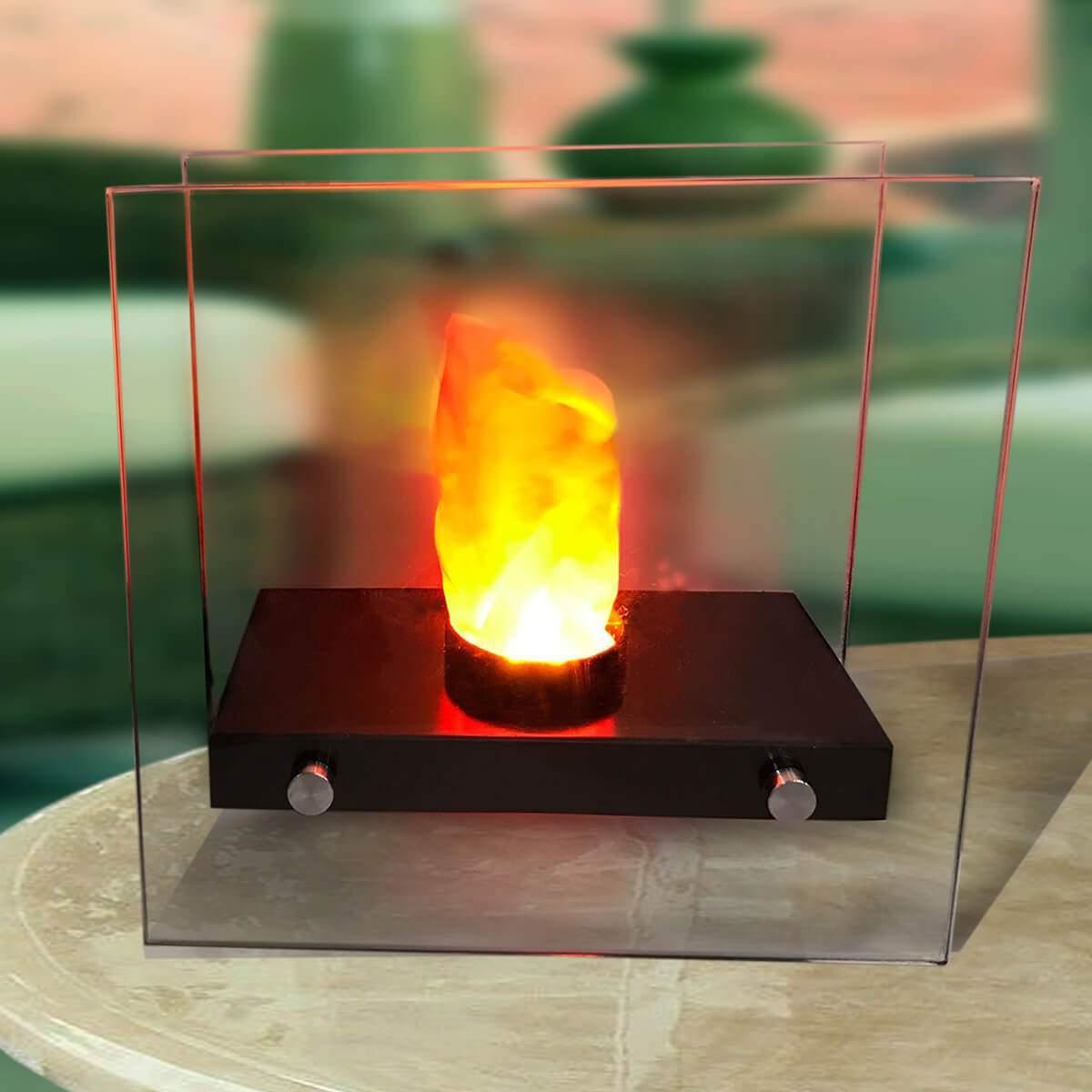 Dove acquistare Lampada decorativa LED Flame rettangolare