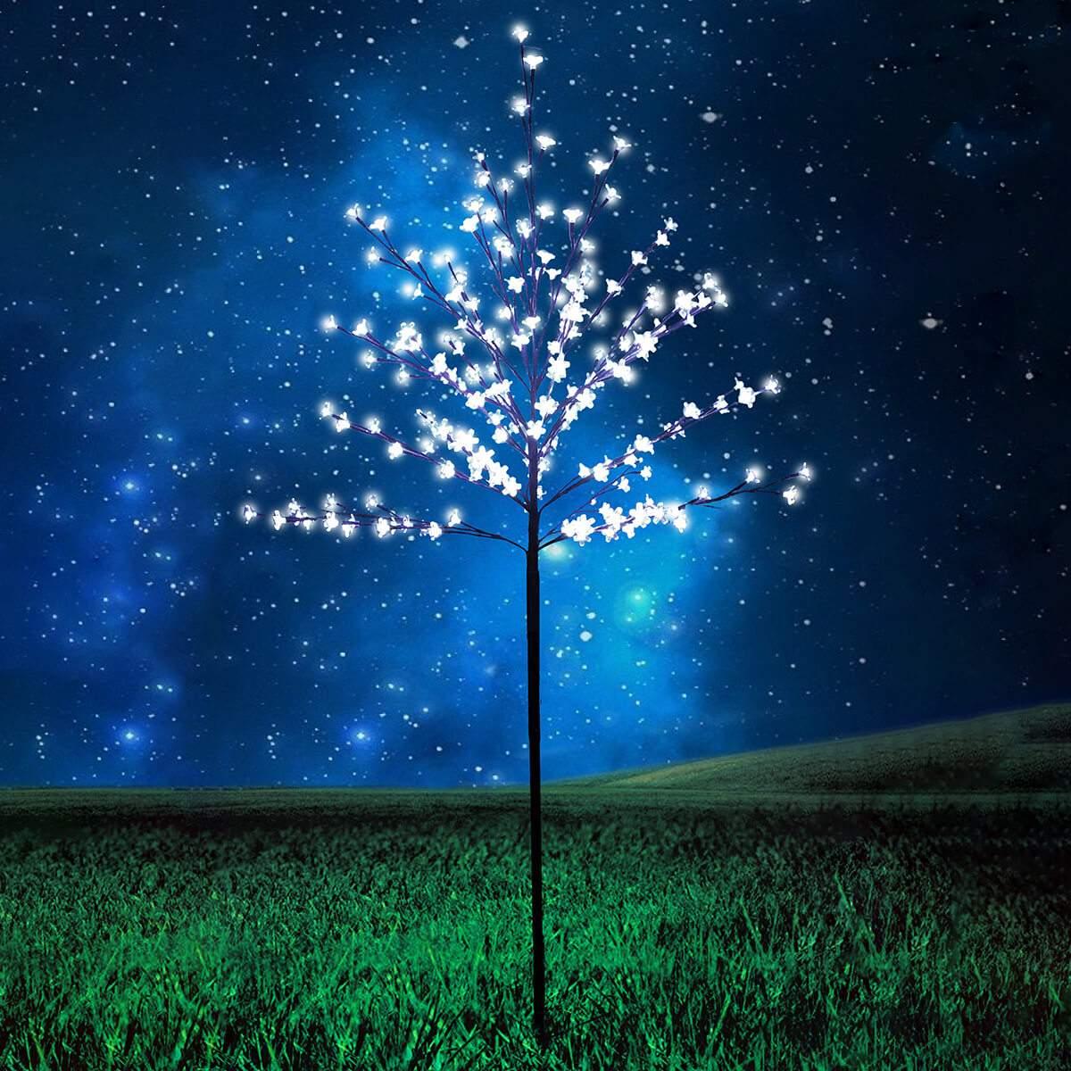 Dove acquistare Silini – albero LED con 200 fiori di ciliegio