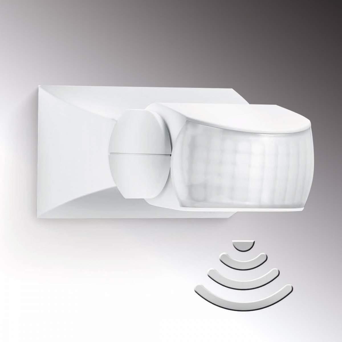 Sensore di movimento STEINEL IS 1 bianco Illuminazione per interni