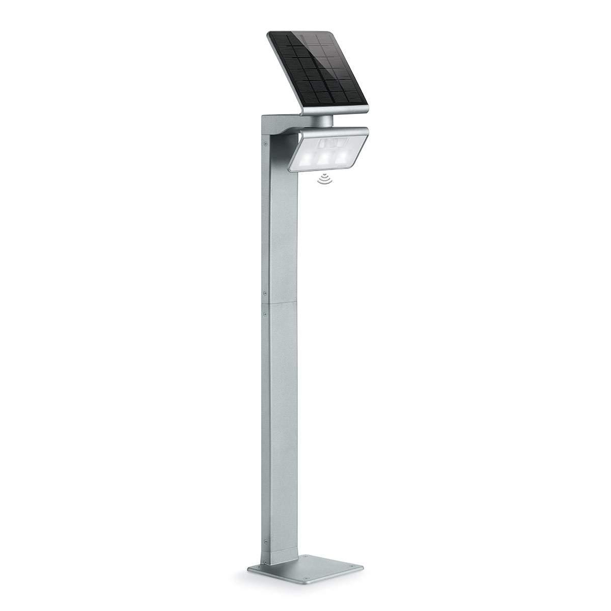 Lampioncino LED XSolar argento Illuminazione per interni