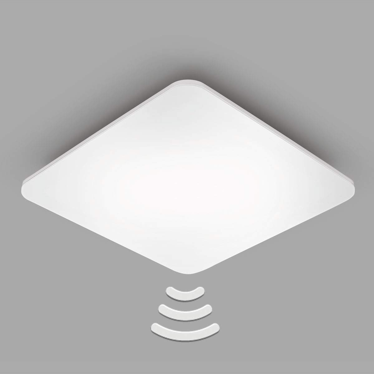 STEINEL RS Pro LED Q1 plafoniera sensore HF bianco Illuminazione per interni