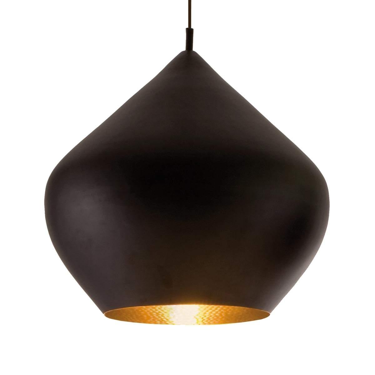 Dove acquistare Beat Stout – lampada a sospensione nera in ottone