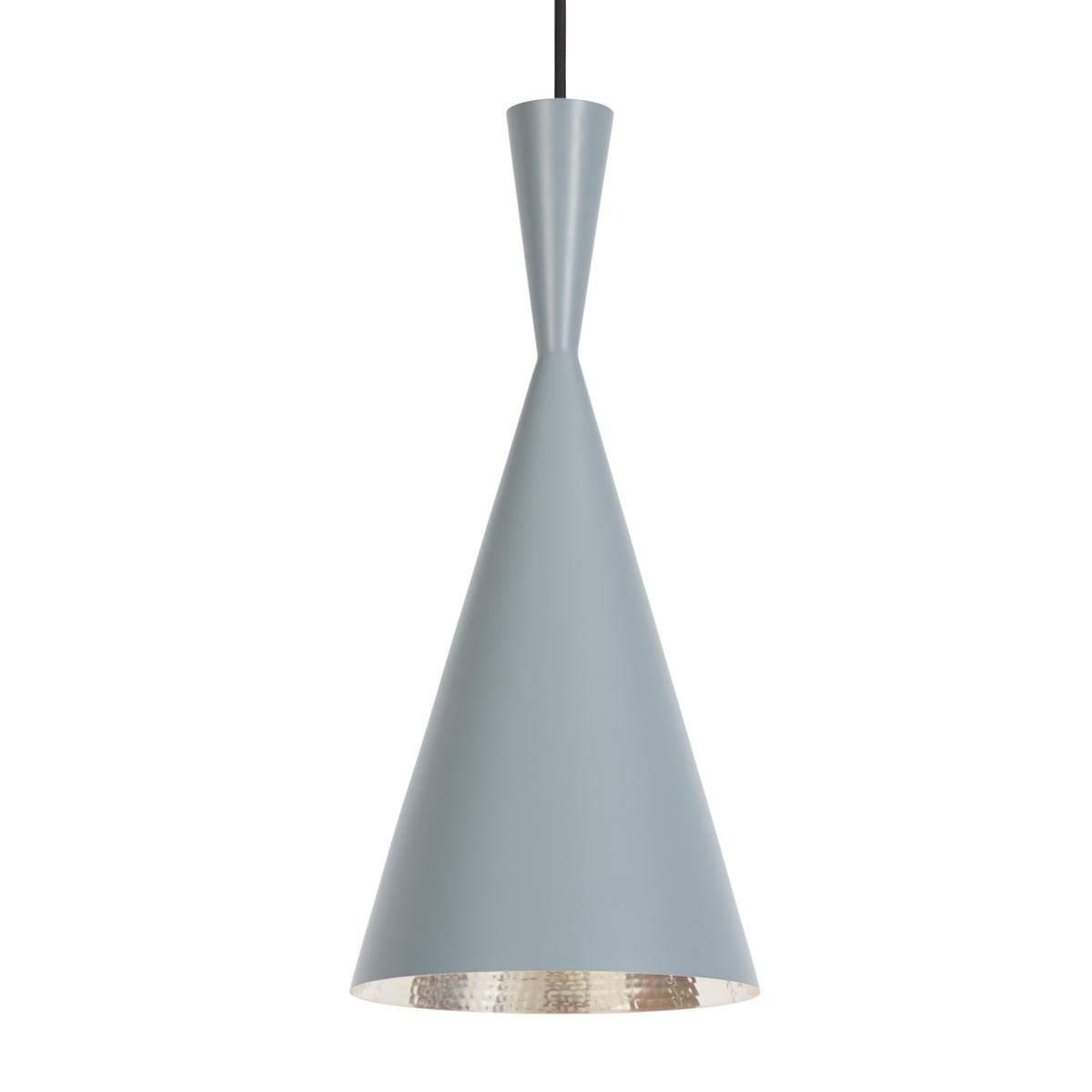 Dove acquistare Sottile lampada sospens Beat Tall ottone grigio