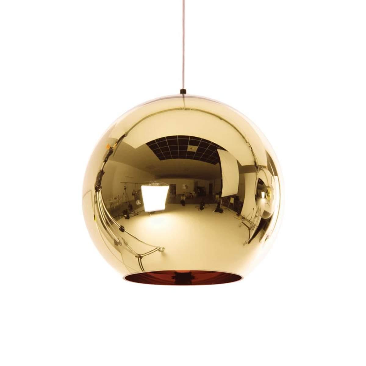 Dove acquistare Copper Bronze – lampada sospensione lucente 25 cm