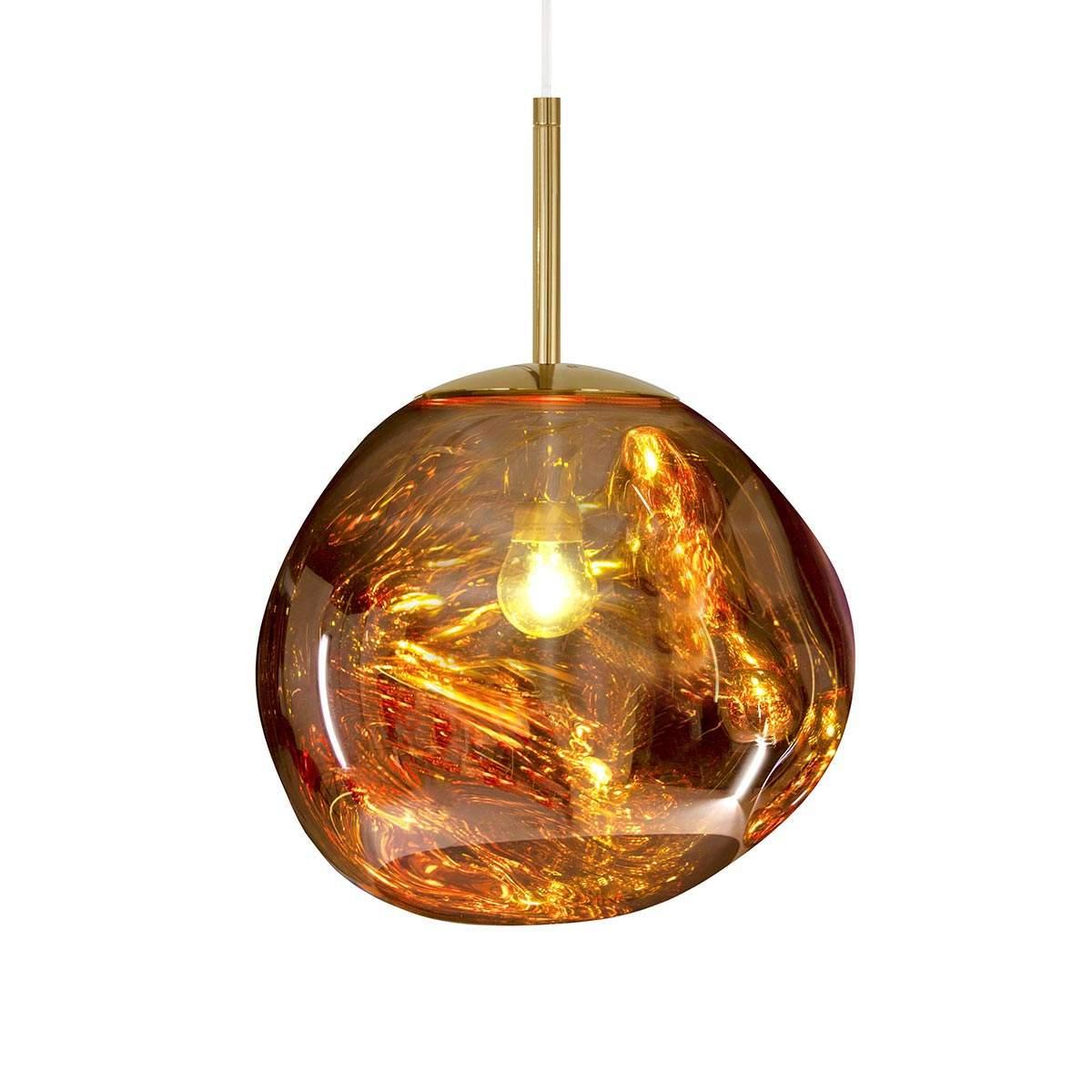 Dove acquistare Lampada a sospensione ad effetto Melt Mini – oro