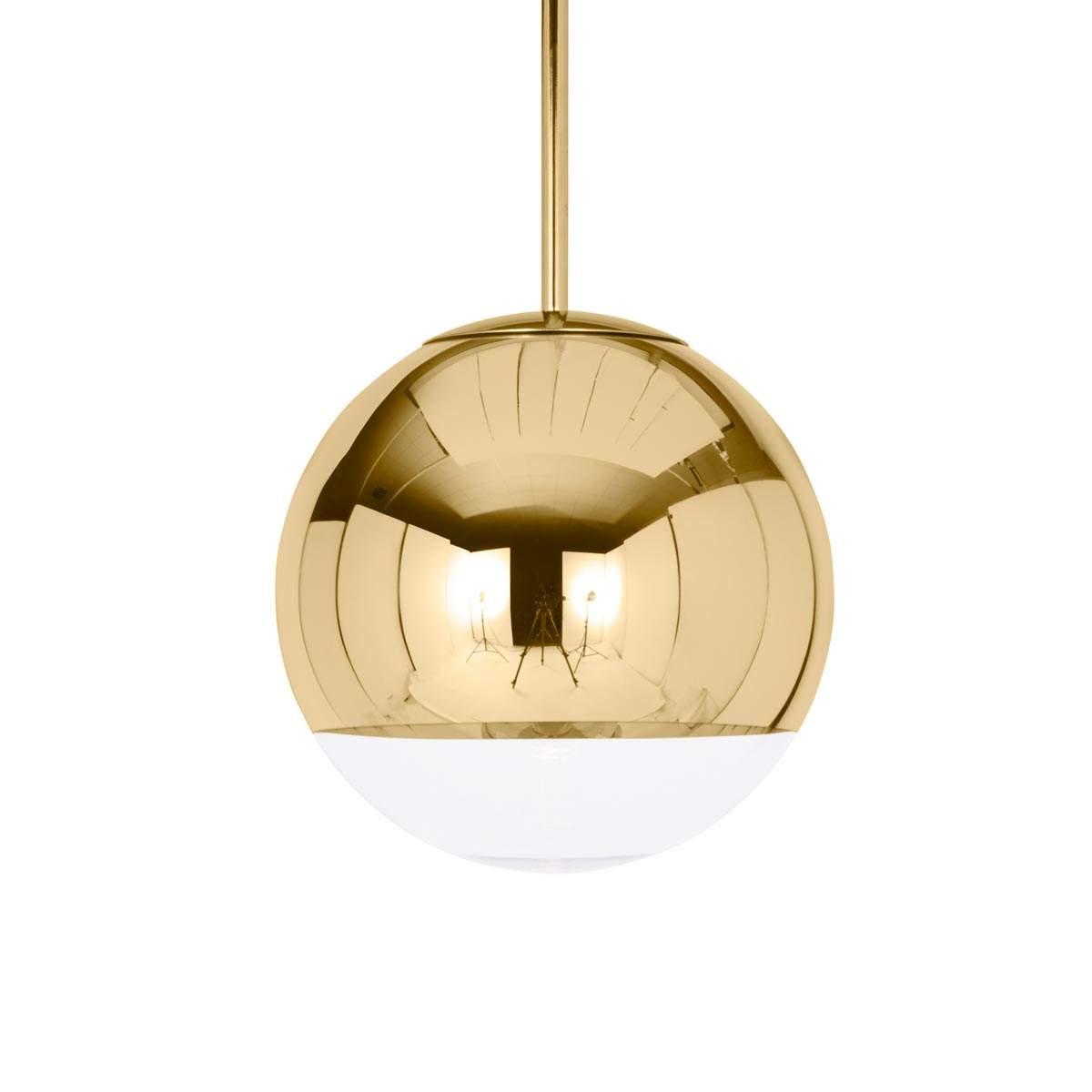 Dove acquistare Lampada sosp dorata lucida Mirror Ball 25 cm
