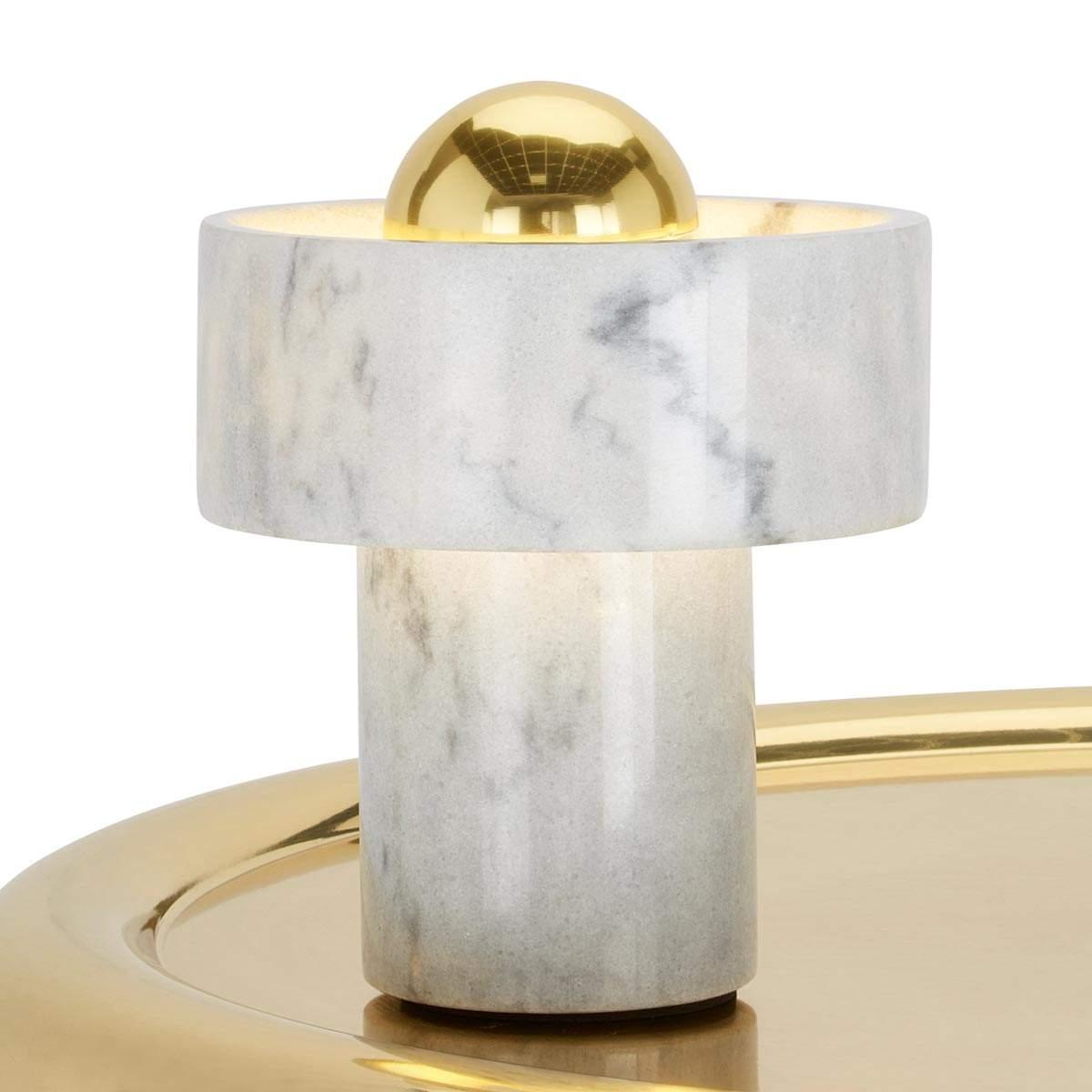 Dove acquistare Stone Table – lampada da tavolo in marmo bianco