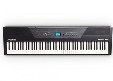 Alesis Recital PRO Pianoforte Digitale, Tastiera con 88 Tasti Hammer Action, Altoparlanti Integrati da 20 W - 6